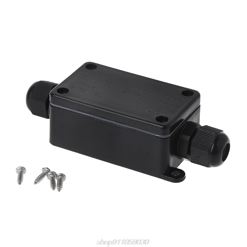 Waterproof IP65 Junction Box Protection Building DTY Connectors Electrical Equipment Supplies A27 21 Dropship
