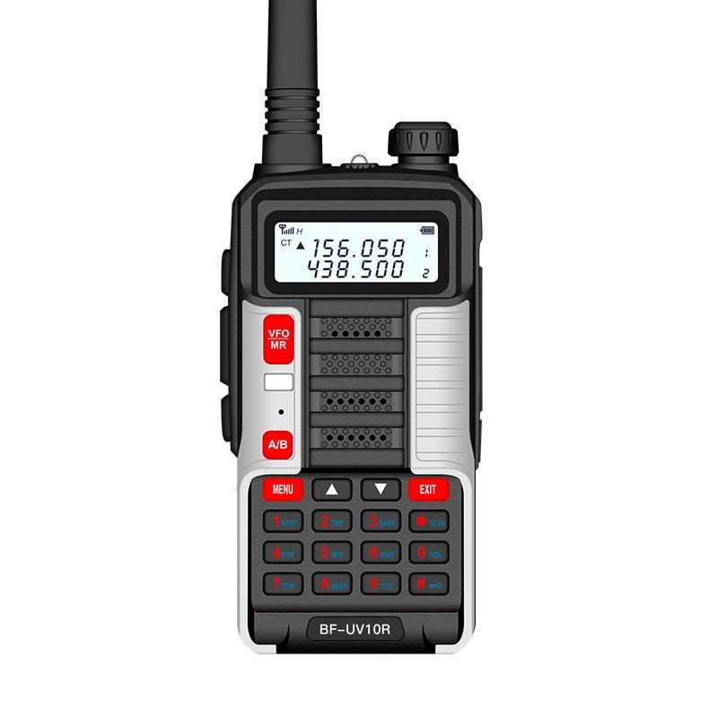 Baofeng BF-UV10R Walkie-Talkie High Power Civil Outdoor Marine BF-818UV Walkie-Talkie Uv5r Handheld Transceiver enlarge