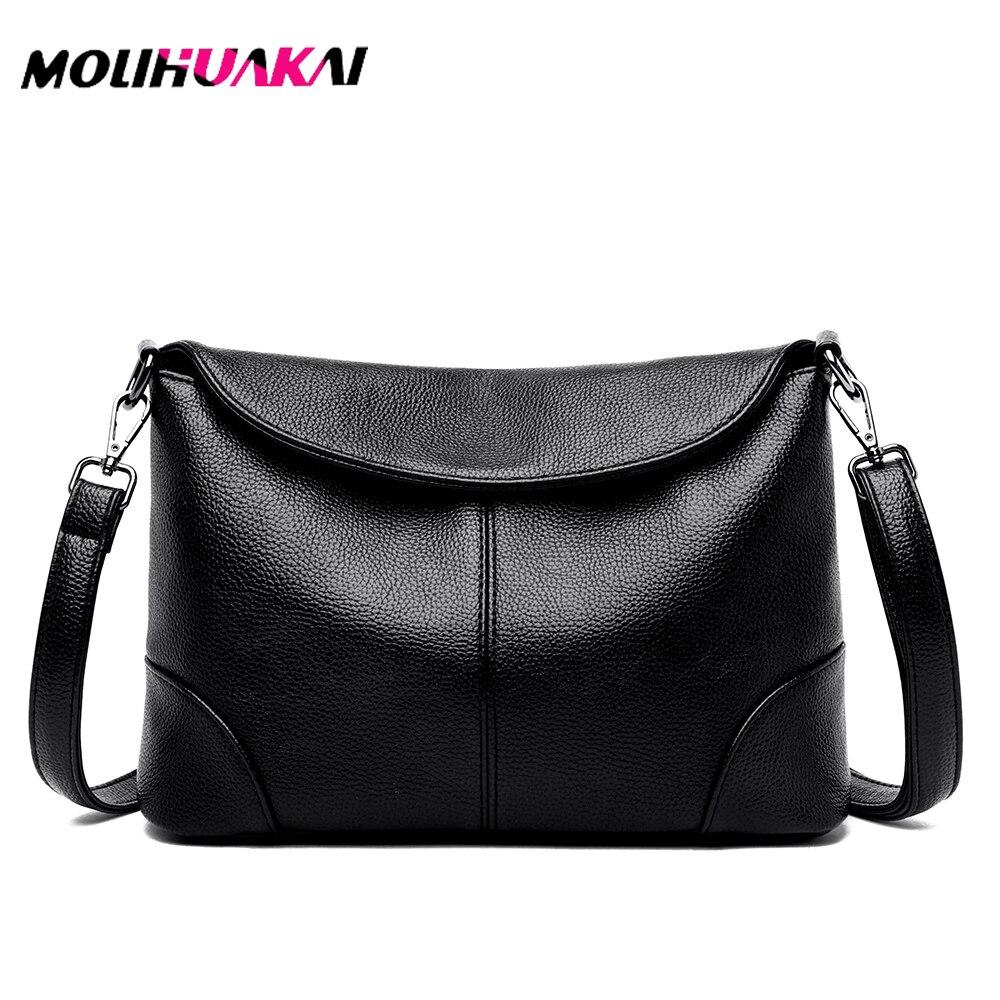 2 Styles Ladies Shoulder Messenger Bag Soft PU Leather Crossbody Bags for Women 2021 New Handbag Tassel Bucket Bag Sac a Main