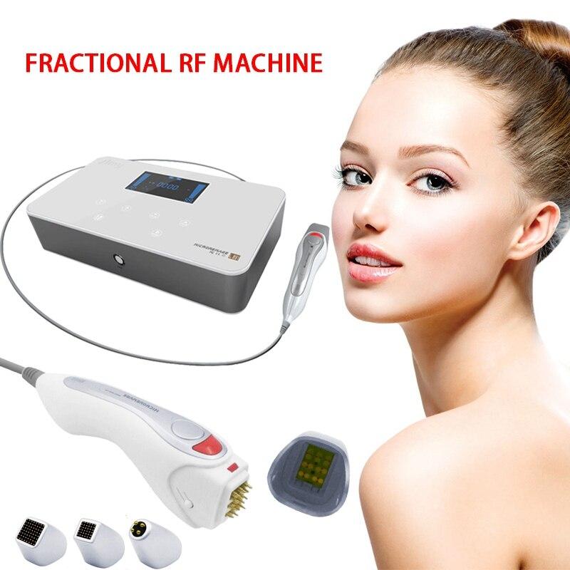 آلة RF الكسر المهنية ، تردد الراديو ، مصفوفة نقطية ، رفع الجلد ، مكافحة الشيخوخة ، تجديد صالون التجميل