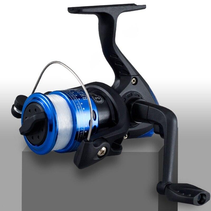 Fishing Reel Spinning Fish Wheel Coil Fixed Spool Baitcasting Saltwater Reels enlarge