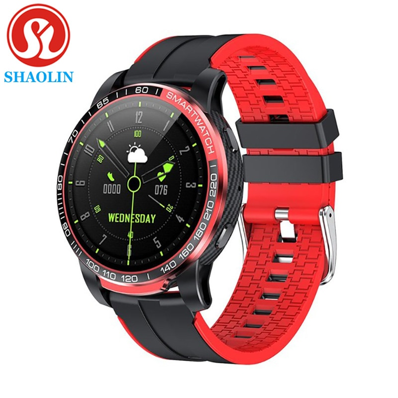 Smart Watch Bluetooth Call Fitness Tracker Heart Rate Monitoring Exercise Monitoring Music Control 1.3 Inch