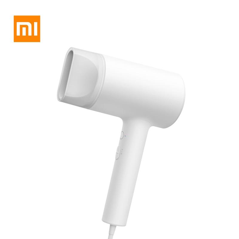 Secador de pelo de iones de agua Xiaomi Mijia, para viaje en casa, 1800W, Nanoe, secado rápido, secador de pelo profesional de anión