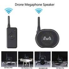 Drone Lautsprecher Megaphon für DJI Mavic Mini drone Mit EINEN Lautsprecher 1200m Steuer Abstand kompatibel mit DJI drone