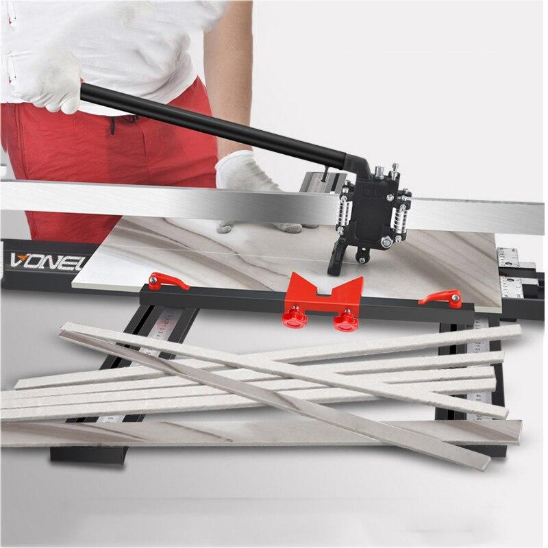 Push Knife Tile Cutter Floor Tools 800mm 1000mm 1200mm Manual File Bush High Precision Artefact Adjust The Bracket Horizontal