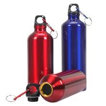 400/500/600/700 мл горячей воды Бутылка для прогулок на свежем воздухе, Пластик велосипед спортивная Бутылки для воды питьевой Алюминий Hydroflask бутылка для напитков