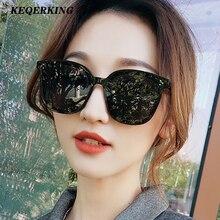 New Flat Top Sun Glasses Oversized Goggles Mens Square Sunglasses Women Fashion Famous Brand Rivet B