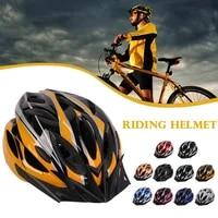 mountain bike helmet ultralight epspc cover mtb all terrain bicycle helmet sports ventilated riding cycling helmet safely