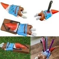 Statue de nains et gnomes pour decoration de jardin  Figurines amusantes  Sculptures
