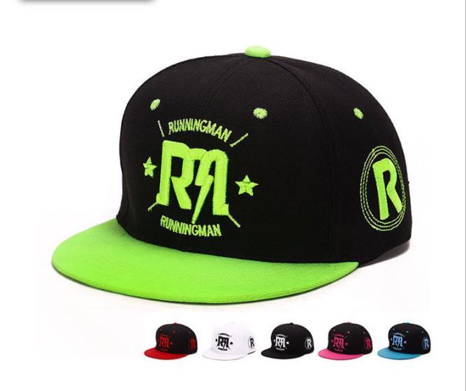 Gor-Gorra de estilo hip hop para hombres y mujeres, sombrero con Cierre...