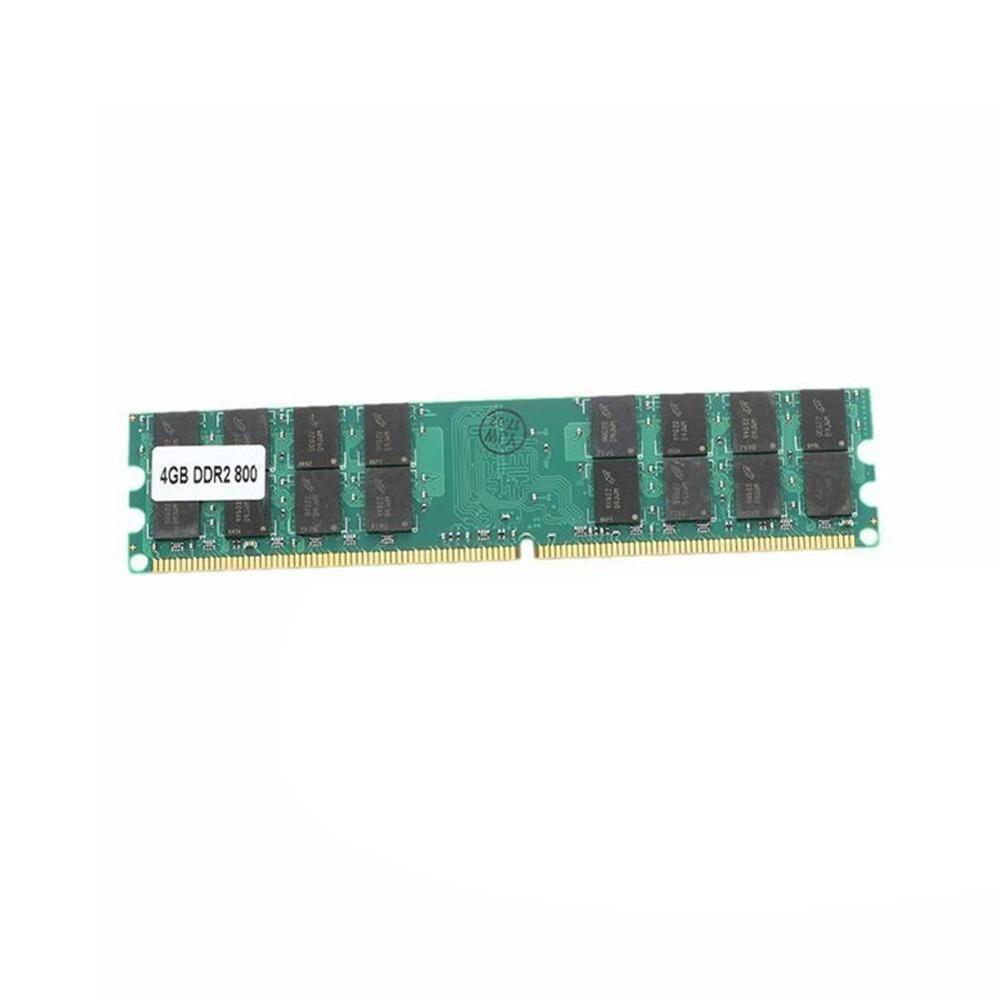 Memoria RAM DDR2 4G 800 4GB DDR2 8GB DDR2 800 MHZ PC2-6400...