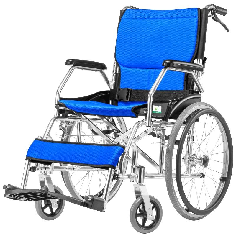 عربة مشي خفيفة الوزن قابلة للطي لكبار السن ، وسادة مسامية ، عصا مشي محمولة ، عربة سفر صغيرة من سبائك الألومنيوم