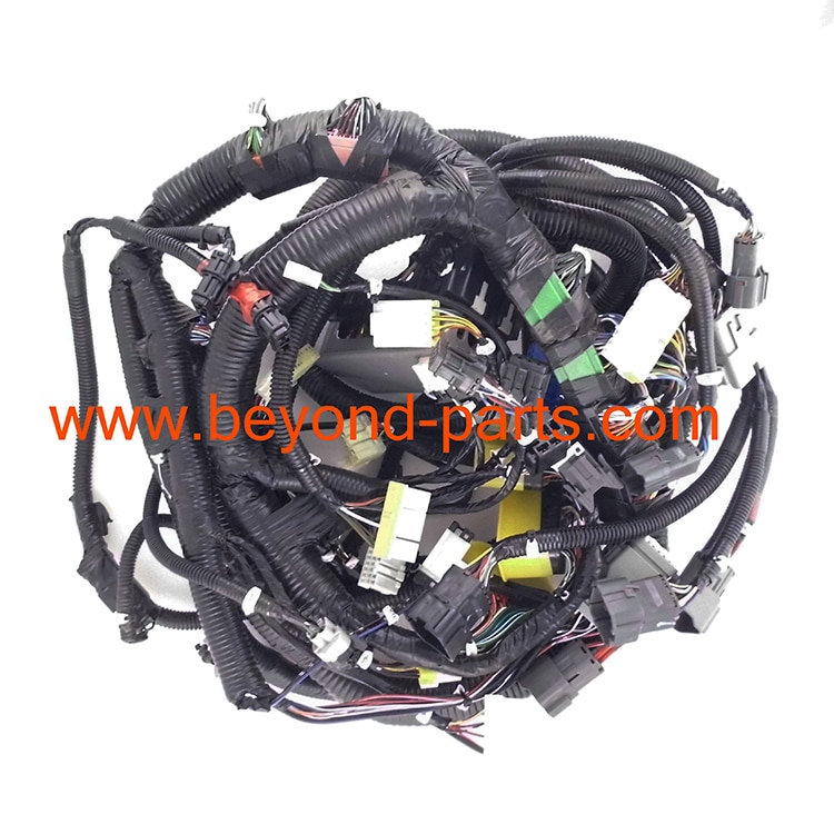 PC200-7 escavadeira fios cabo cablagens 20Y-06-71511