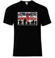 Liquidation vente de peur que nous oubliions souvenir Passchendaele t-shirt hommes noir moyen