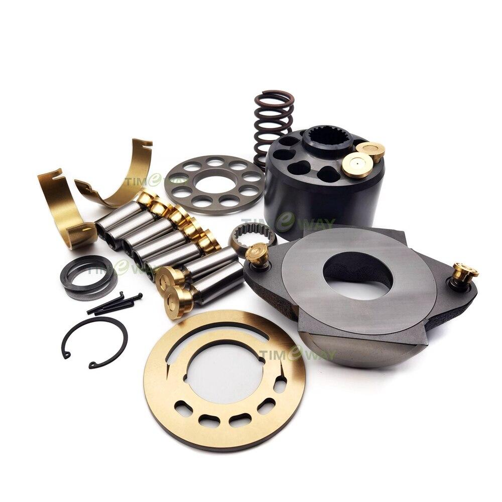 طقم تصليح لمضخة ريكسروث الهيدروليكية A10VSO100/31R اسطوانة كتلة قطع غيار مضخة أطقم
