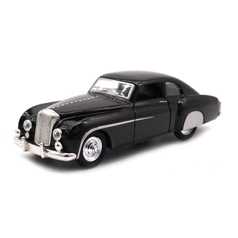 128 para bentley continental retro clássico carro liga modelo de brinquedo carros diecastas veículos brinquedo carro brinquedos para crianças presentes natal