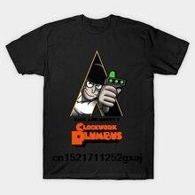 Camiseta A la moda para hombre, divertida camiseta A la moda con diseño de trébol, camiseta de novedad para mujer