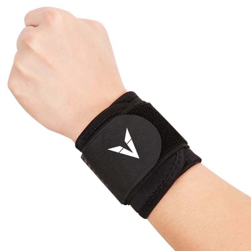 Veidoorn спортивный Профессиональный браслет защита запястья регулируемая поддержка запястья бандаж фитнес 1 шт.