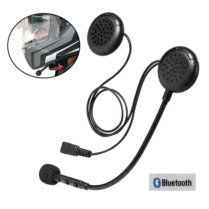 2020 NEW Bluetooth 5.0 Motorcycle Helmet Headset Wireless Handsfree Stereo Earphone Motorcycle Helmet Headphones MP3 Speaker
