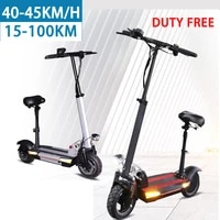 electric scooter 80km lithium battery strong power 48v 1000w long distance trotinette %c3%a9lectrique adult scooter el%c3%a9ctrico