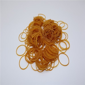 Wide Elastic Band for Fasteners Rubber Bands Yellow Rubber for Hair Bands in School Black Matte Elastic Band Spring Tapes Office