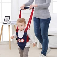 8 18 months baby first step walker breathable belted toddler with childrens traction belt to protect childrens safety