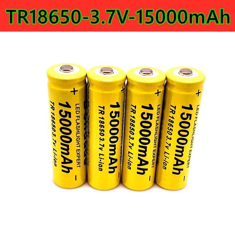 Bateria de Íon de Lítio Adequado para Lanterna Estilo Recarregável 15000 Mah Led Brinquedos Eletrônicos Etc 2021 18650 3.7v