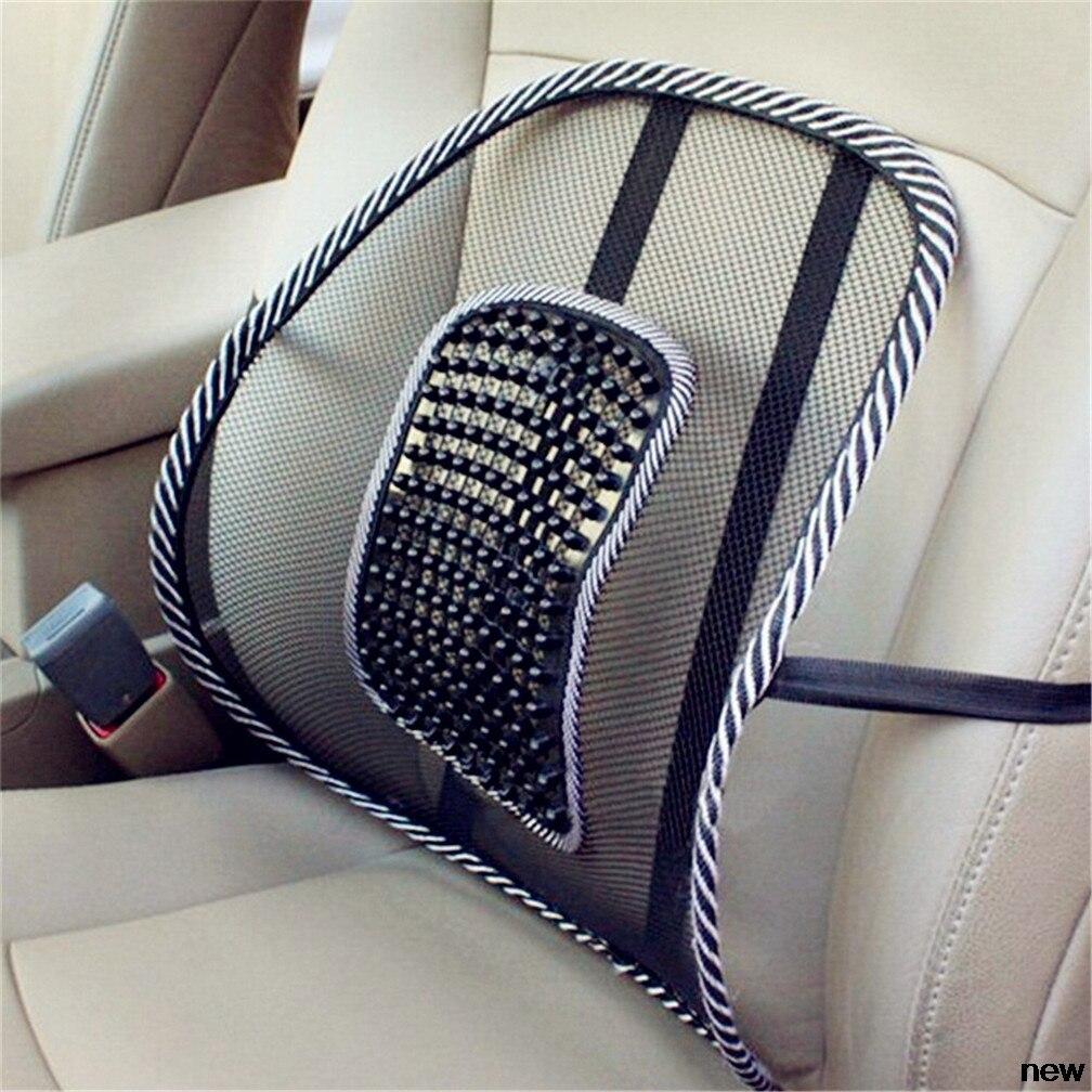 Assento de carro sentar cadeira volta almofada massagem malha alívio da almofada para toyota v hilux land cruiser avanza carina celica corona