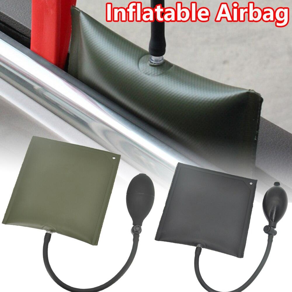 Регулируемый автомобильный воздушный насос, инструмент для ремонта автомобиля, надувная подушка безопасности для ремонта автомобильной д...