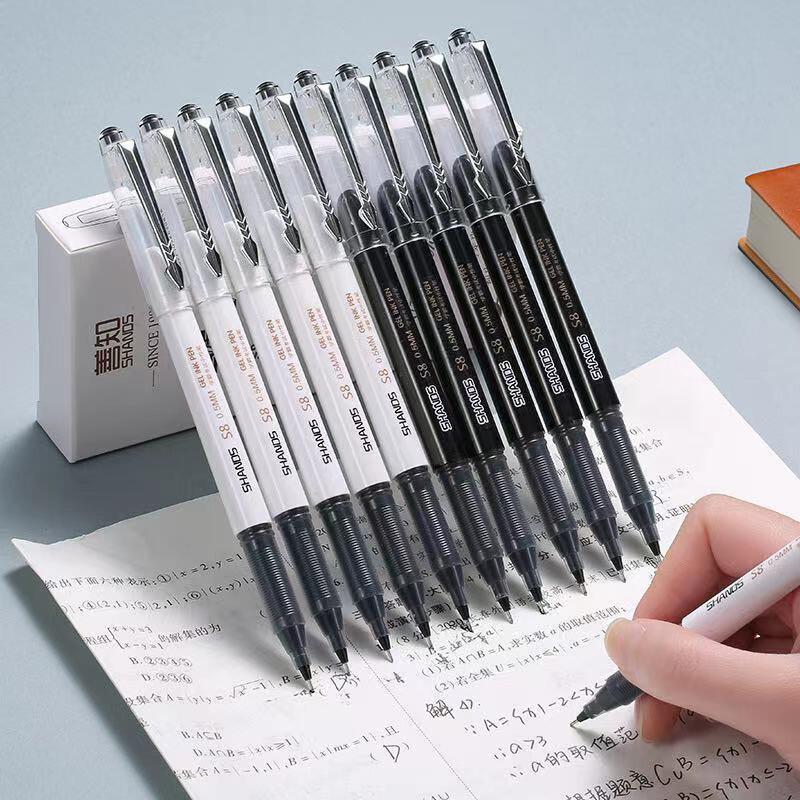 Фото - Шариковая ручка S8 SHANGZHI, Студенческая ручка, ручка для подписи, Офисная ручка, портативная ручка для подписи ручка