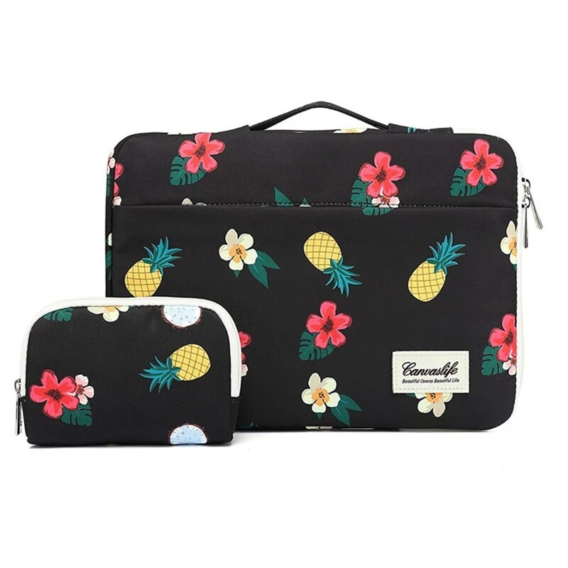 Pineapple style Waterproof and shockproof Laptop Liner bag for Xiaomi Asus Lenovo Dell 13.3 14 15 15.6 Laptops and MacBook Pro A