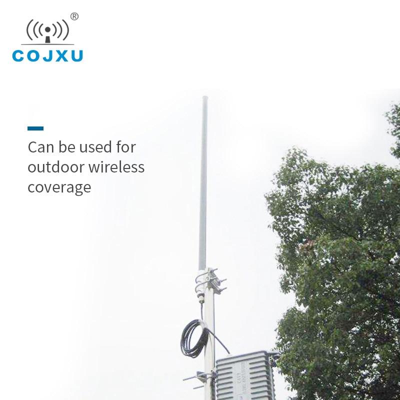 2pcs 868MHz 915MHz Wifi Antenna 8dBi Outdoor COJXU TX900-BLG-60 N-J Interface High Gain 8dBi Long Range Waterproof Router