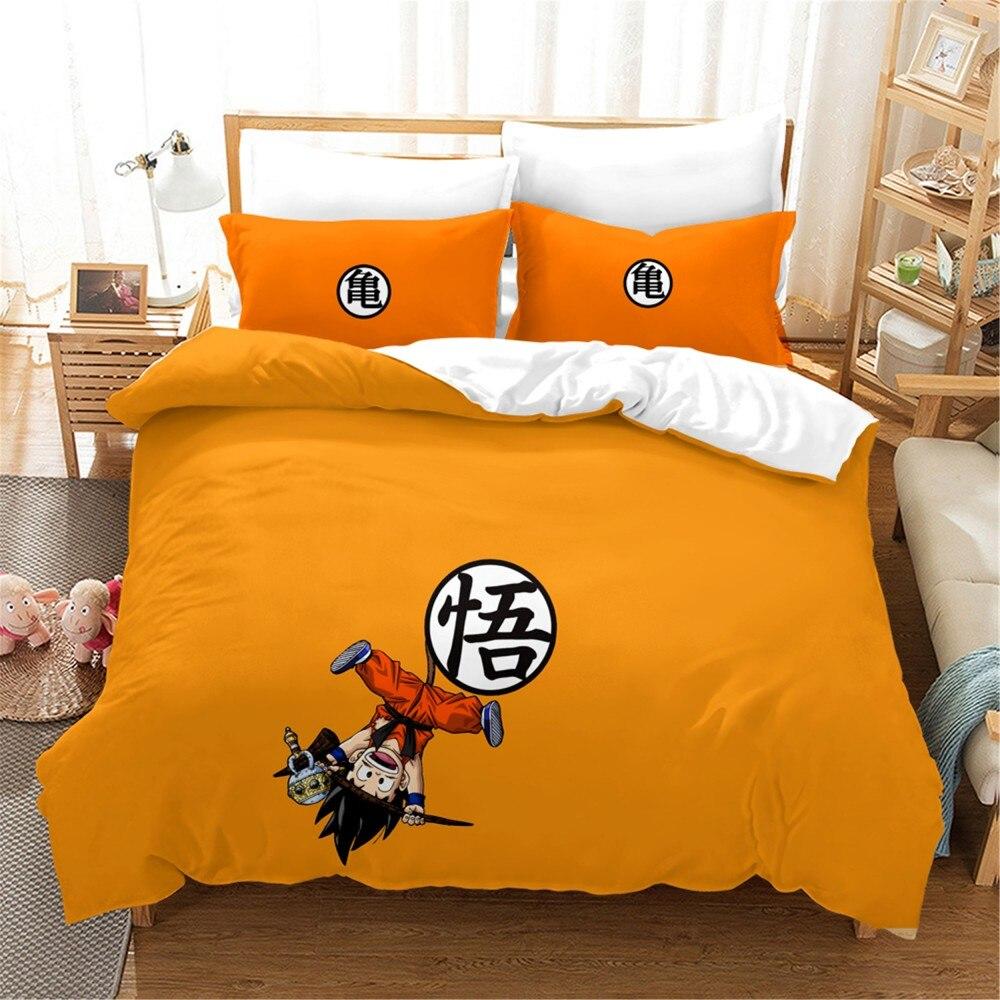 «Жемчуг дракона», стеганое одеяло, размеры комплект для обычной двухстальной кровать в стиле аниме постельное белье набор двойной Queen один ...