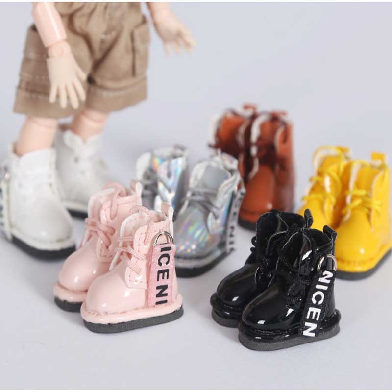 OB11 Shoes BJD Doll Accessories Doll Boots Shoes For OB11 Doll недорого