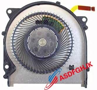 Ventilador de refrigeración de CPU original para Lenovo miix 720-12isk DFS430705PB0T FJ50 DC5V 0.5A, ventilador de prueba, buen envío gratis