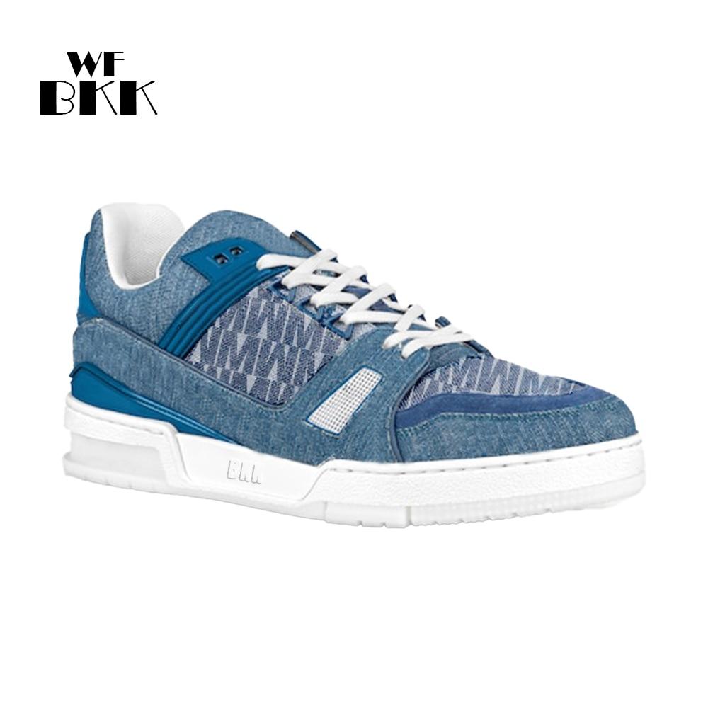 WFBKK 21ss L-T أحذية رياضية # wfmd15