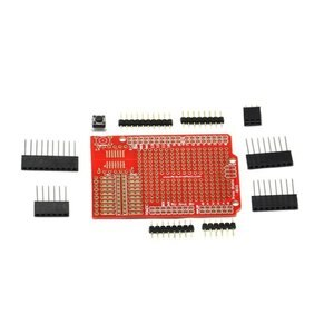 Prototype Shield Diy Kit For Arduino Uno R3 Mega 328P Prototype Shield Arduino Prototype Shielded Pcb Board