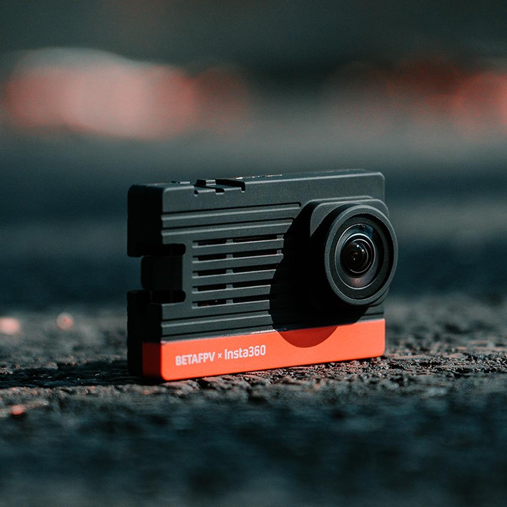 BETAFPV x insta360 SMO 4K Ultralight 4K широкоугольная и стабилизационная Экшн-камера для Micro Beta95X RC Drone часть Accs