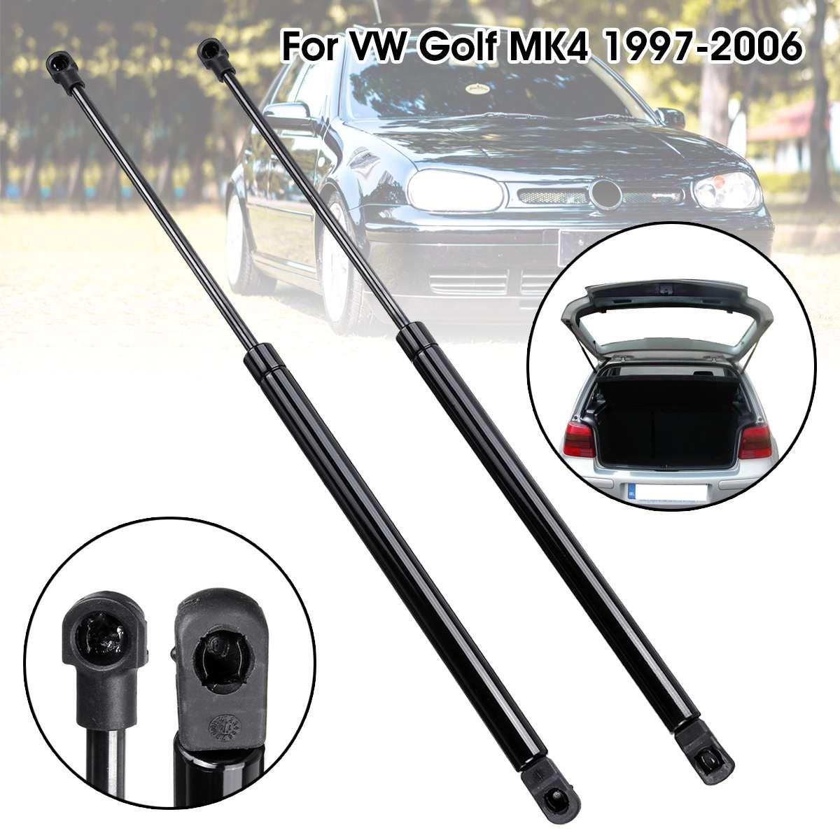 1 par de elevadores traseros para maletero, soportes de barra de Gas, amortiguadores de brazo, amortiguador de barras para VW Golf MK4 1997-2006 Estate 1J6827550