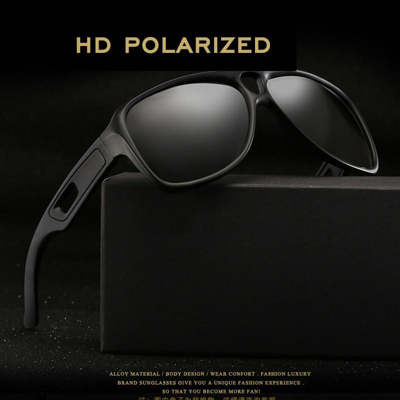 Gafas de sol polarizadas de visión nocturna para hombre, anteojos de sol...