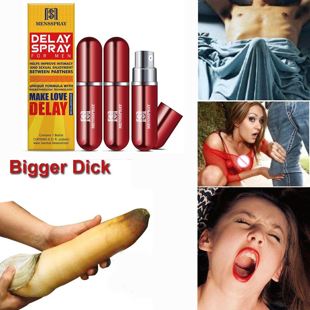 Powerful Delay Spray Product Essential for Men Penis Extender Prevent Premature Ejaculation Enlargem