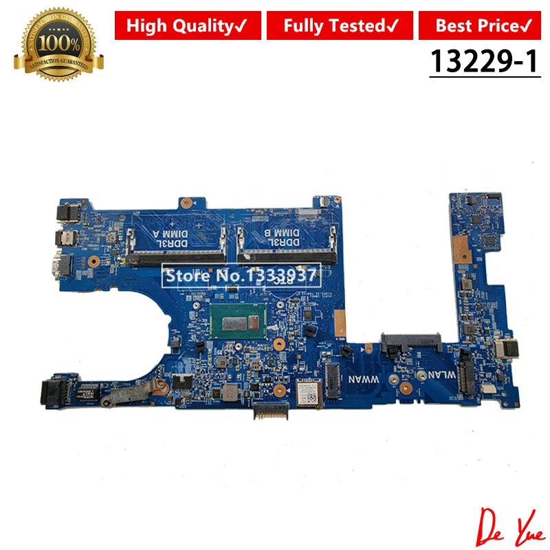 لوحة أم لأجهزة الكمبيوتر المحمول DELL For Latitude 3340 لوحة أم 2957U CPU X13HJ 0X13HJ CN-0X13HJ 13229-1 DDR3L لوحة رئيسية 100% اختبار OK