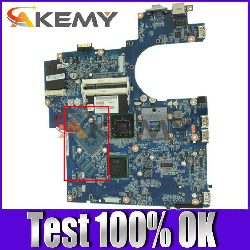 Akemy لديل Vostro 1710 V1710 اللوحة الأم المحمول DDR2 الحرة CPU gal60 LA-4131P CN-0Y185C 0Y185C اللوحة الرئيسية