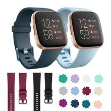 For Fitbit Versa2 / Versa Lite / Versa Watchband Soft Silicone Replacement Band For Fitbit Versa Wom