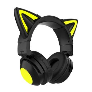 Luminous RGB Gamer Headset for Computer PS4 Gaming Headphones Adjustable Bass Stereo PC Wired Headset With Mic Switch