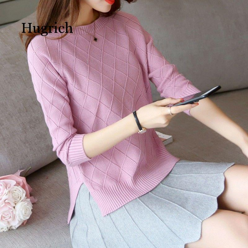 aelorxin 2017 women sweaters and pullovers thick autumn winter casual full sleeve o neck fashion women sweater girls sweaters Fashion Ladies Full Sleeve Women Knitting Sweater Solid O-Neck Pullover Jumper Female Sweater Casual Knitted Girls Sweaters