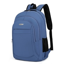 Classic Men composite cloth Backpack 15.4-inch Computer Business Backpack for Men Travel Bag College