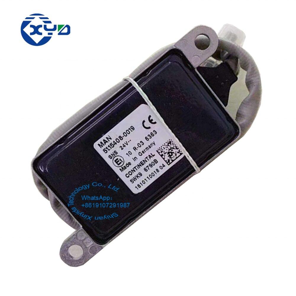 XINYIDA хорошие отзывы автоматический датчик 24 В азотный кислородный датчик 51,15408-0019 5WK96790B 51154080019 5WK9 6790B