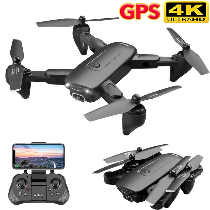 F6 نظام تحديد المواقع بدون طيار 4K كاميرا HD FPV طائرات بدون طيار مع متابعة لي 5G واي فاي تدفق بصري طوي أجهزة الاستقبال عن بعد المهنية بدون طيار