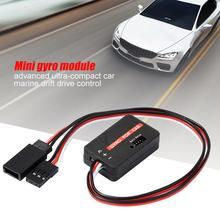 GYC300 Mini Plastic Drift Drive Control Gyro Module for Advanced RC Cars Boat  Kids Robot RC Car Acc